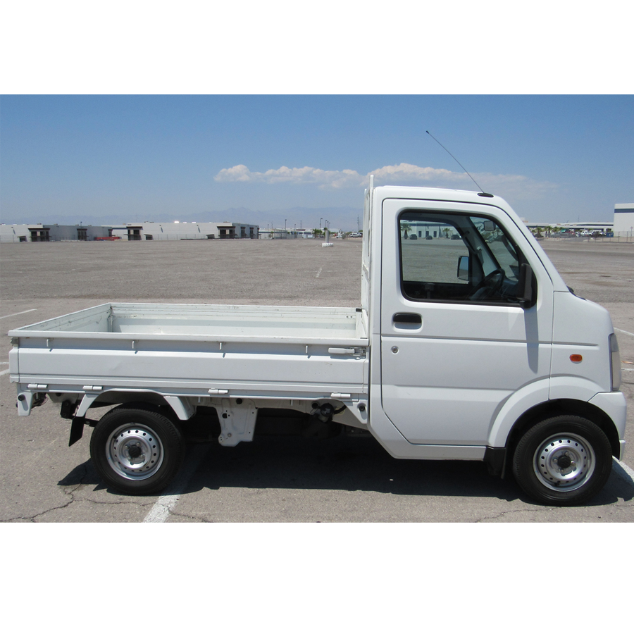 2006 Nissan Mini Truck Stock 1866 Sold
