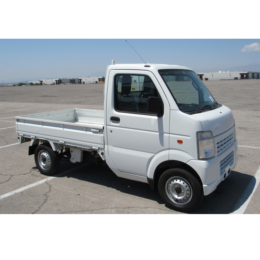 2009 Suzuki Mini Truck Stock#1865
